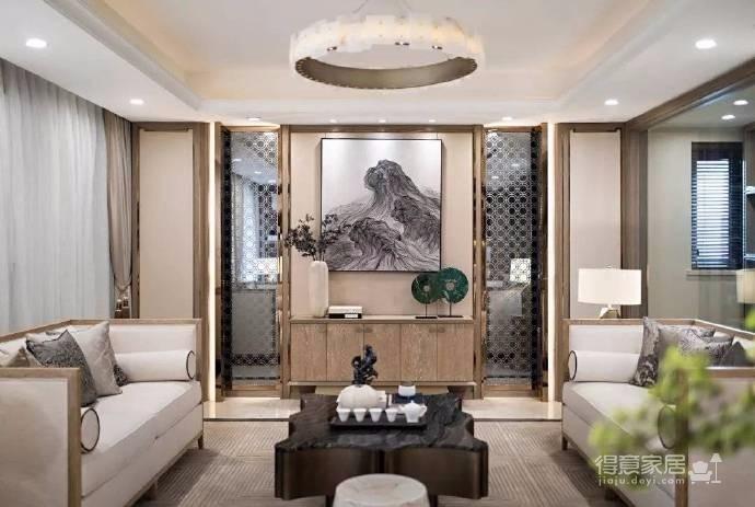【新中式风格】中建汤逊湖一号别墅