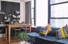 美式风两居室现代感风格图_1