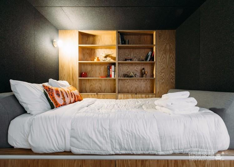 美式风两居室现代感风格图_5
