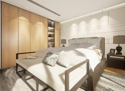 新中式2居室160㎡