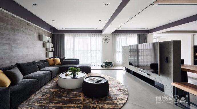 现代风格之家,简单但不失温度的暖意空间,非常喜欢!