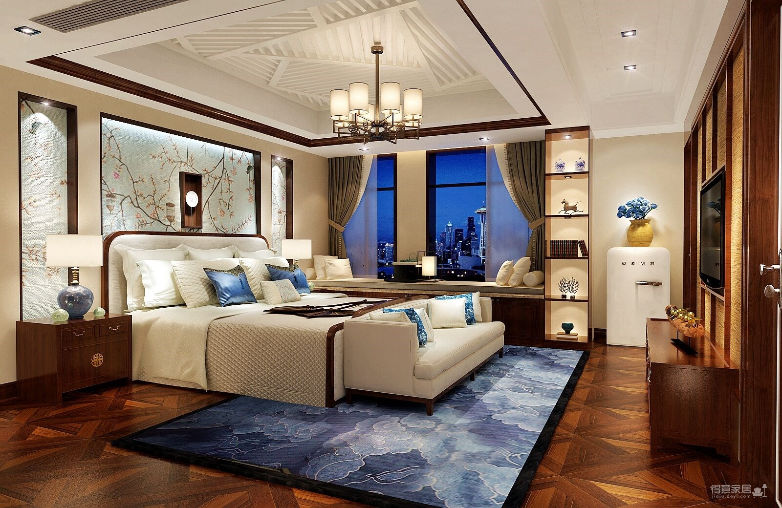 卧龙丽景湾-中式的魅力