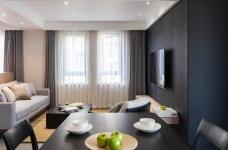 星光国际混搭风格家居装修设计图_2