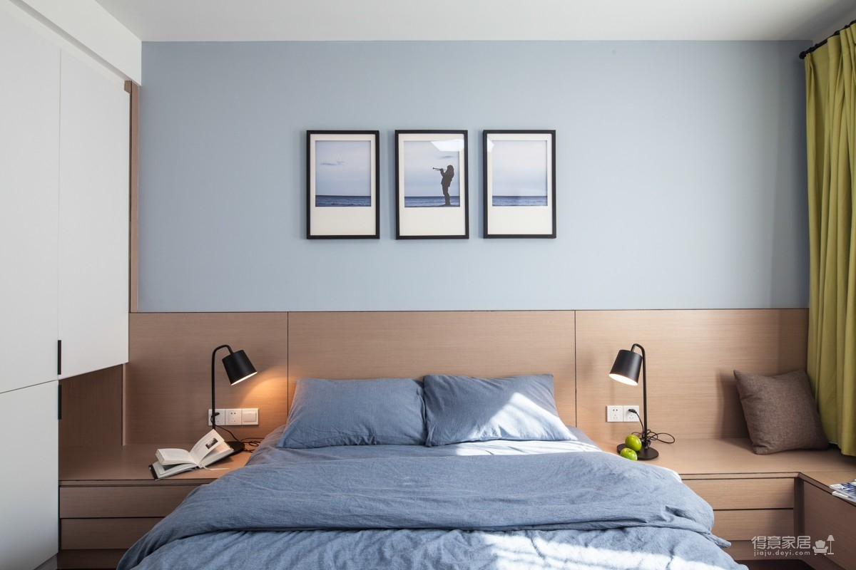 星光国际混搭风格家居装修设计图_4