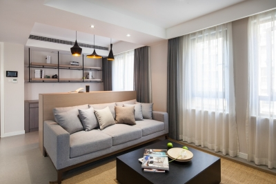 星光国际混搭风格家居装修设计