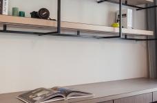 星光国际混搭风格家居装修设计图_8