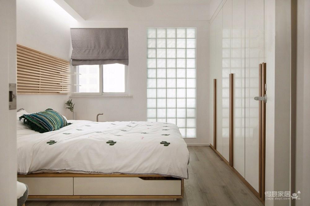 精选案例二居室宜家风格图_8