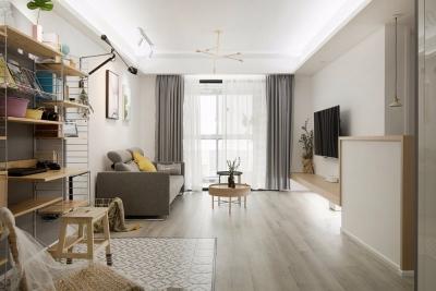 精选案例二居室宜家风格