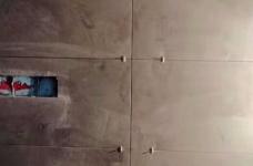 《喜瑞都》住宅样板间墙面铺贴进行中图_3