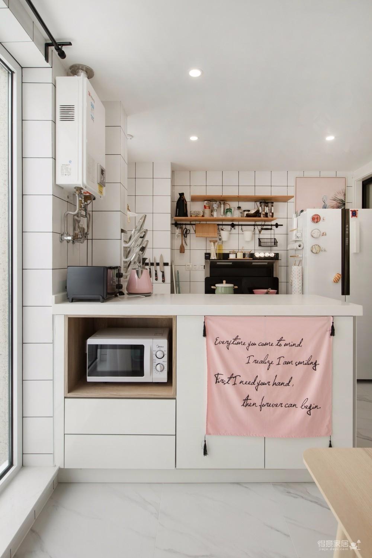 精选案例二居室宜家风格图_15