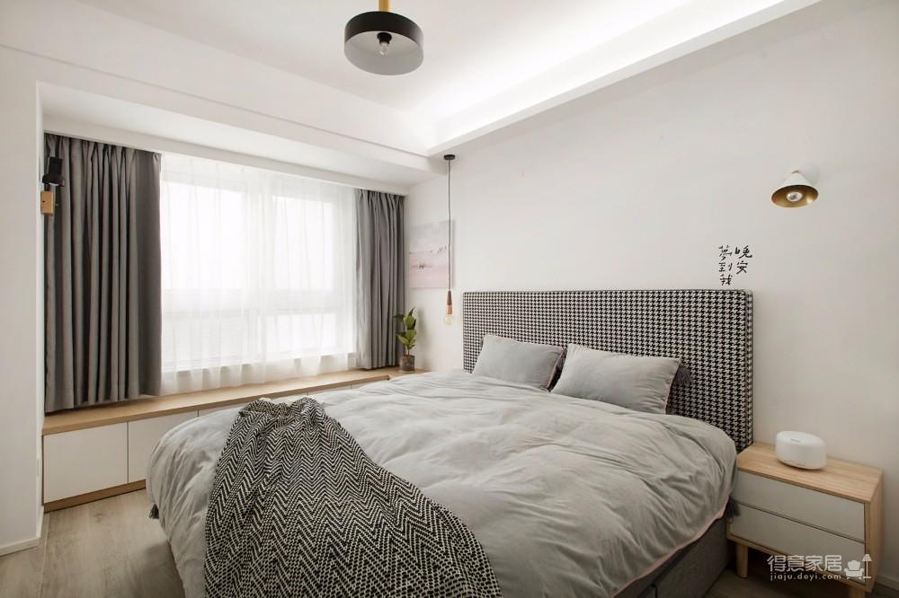 精选案例二居室宜家风格图_6