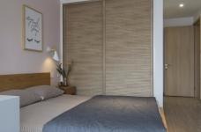 三居室日式风格精选案例图_8