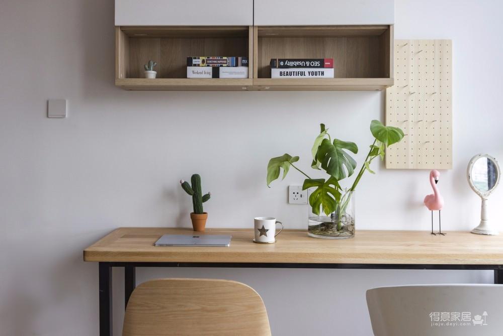 三居室日式风格精选案例图_7