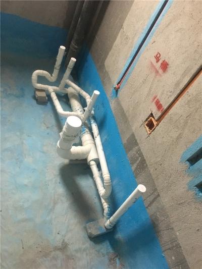 蓝光林肯公园 水电验收
