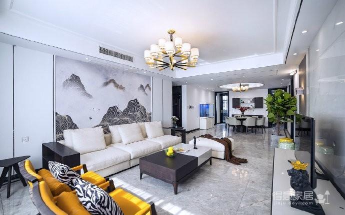 新中式现代风格家居