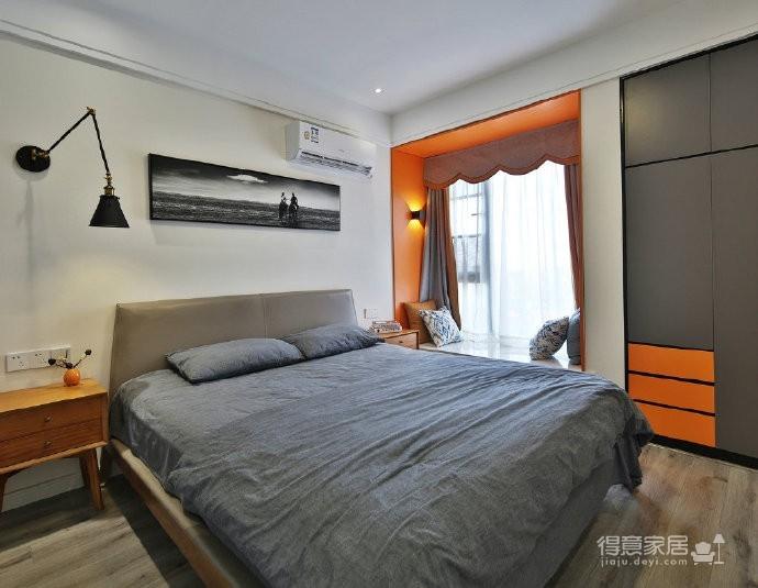 现代风格婚房设计图_6