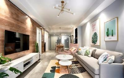 自然休闲北欧风格家居装修设计,做梦都想要的家! 