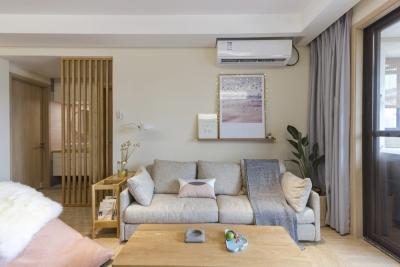 混搭风舒适三居室精选案例