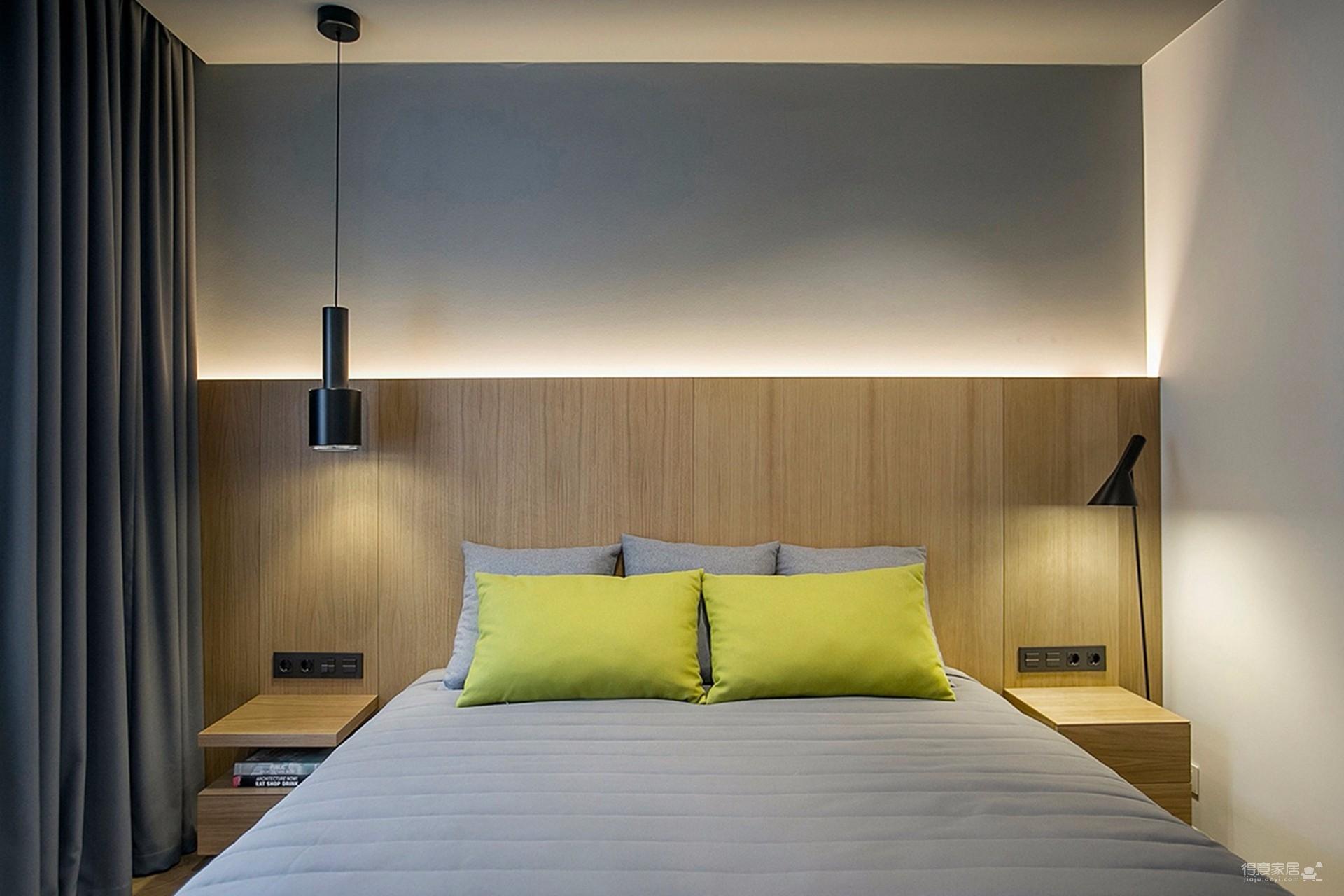 韩式风格,两房两厅图_8