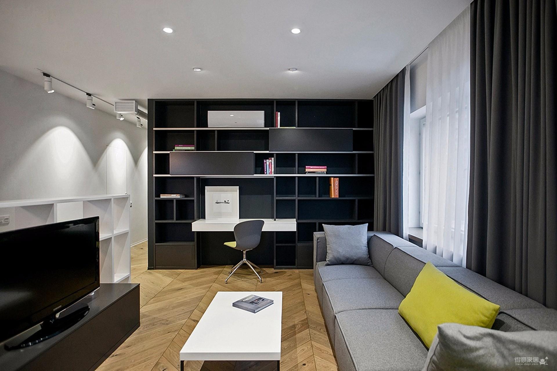 韩式风格,两房两厅