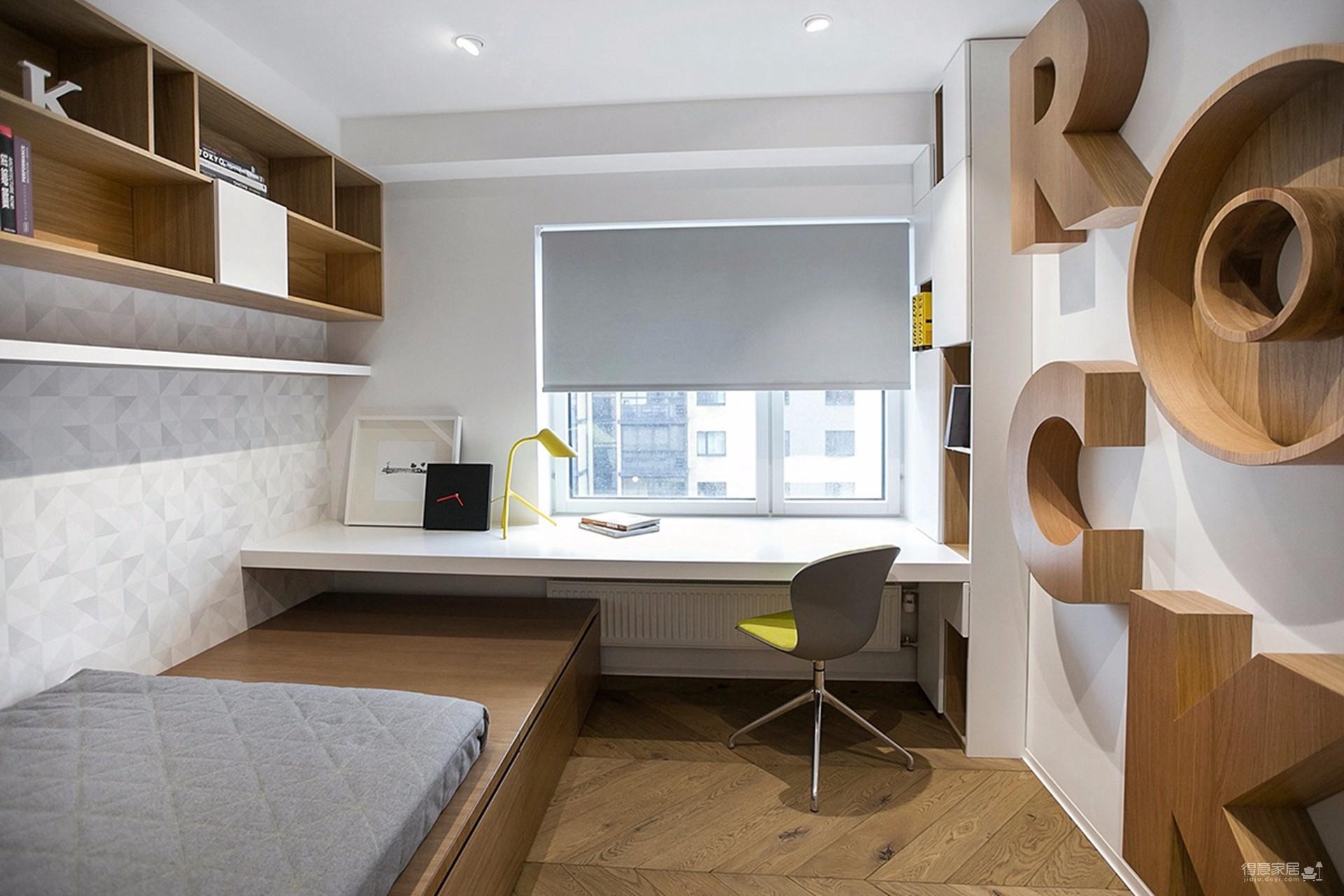 韩式风格,两房两厅图_6