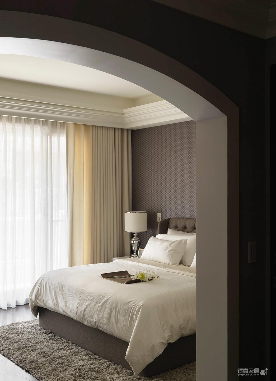 【新古典】172平四室 风姿绰约的新古典居宅图_8