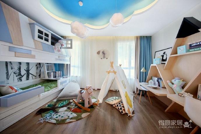 现代轻奢风格家居装修设计
