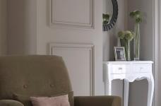 【新古典】172平四室 风姿绰约的新古典居宅图_3