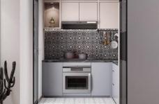 温馨小户型家居设计。图_8