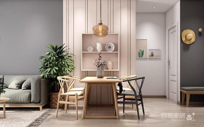 温馨小户型家居设计。图_5