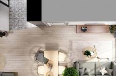 温馨小户型家居设计。图_9