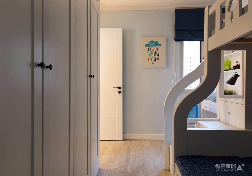 现代北欧风两室一厅精选案例