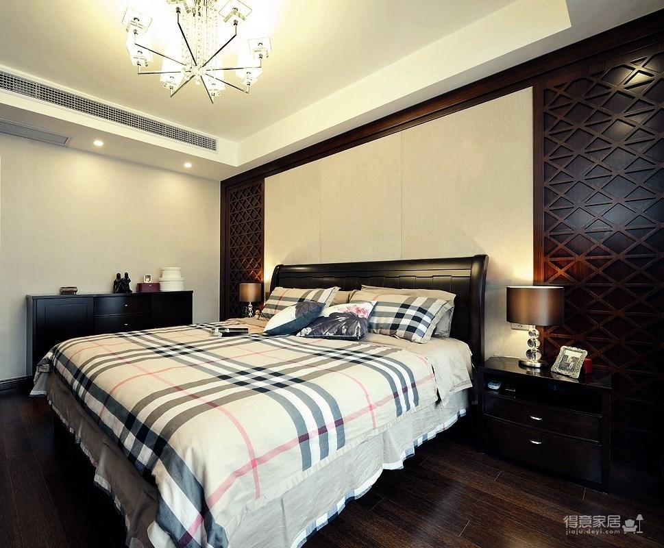 福星惠誉东澜岸 中式设计风格