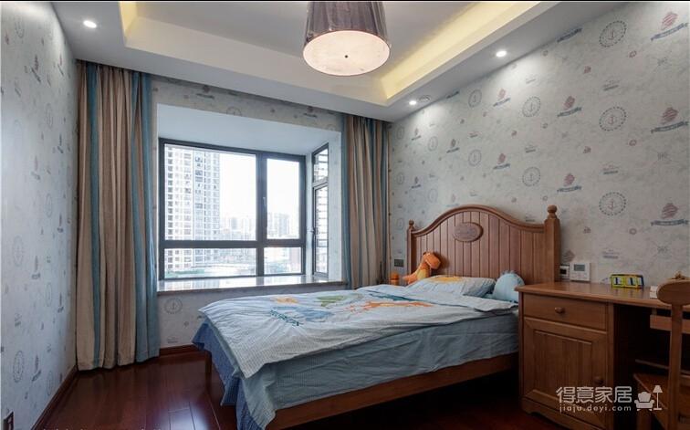 【中式】245平四居室新中式风格