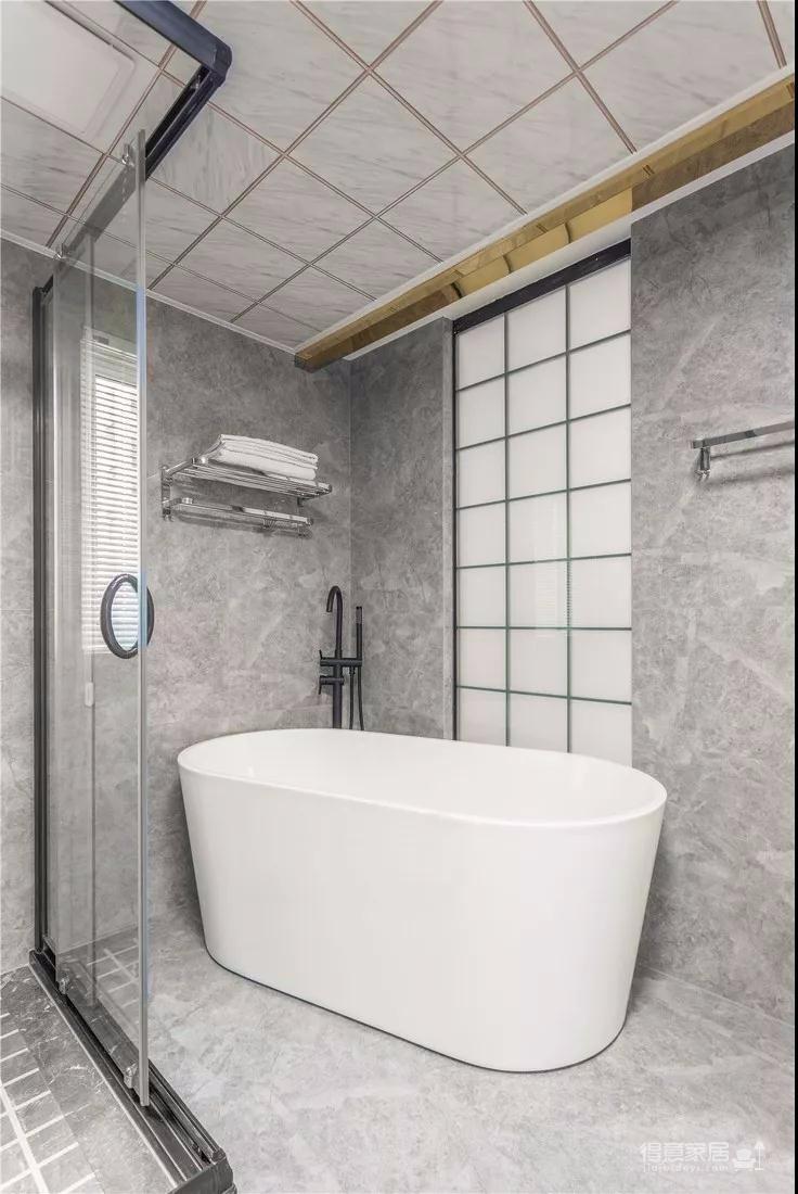 精品案例丨175㎡轻奢美式4室2厅 高级灰彰显优雅气质感!