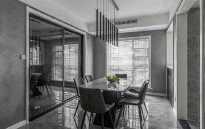 高级灰家居设计的质感,无与伦比的优雅,非常有格调! 
