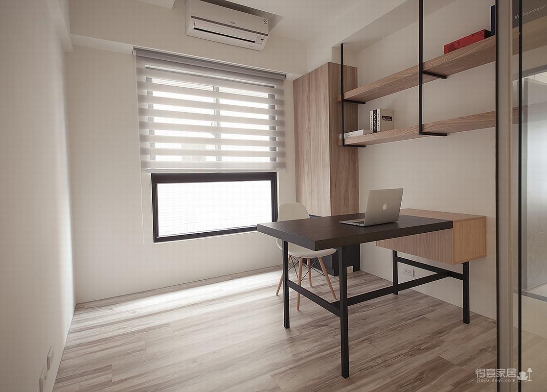 现代简约三居室精选案例