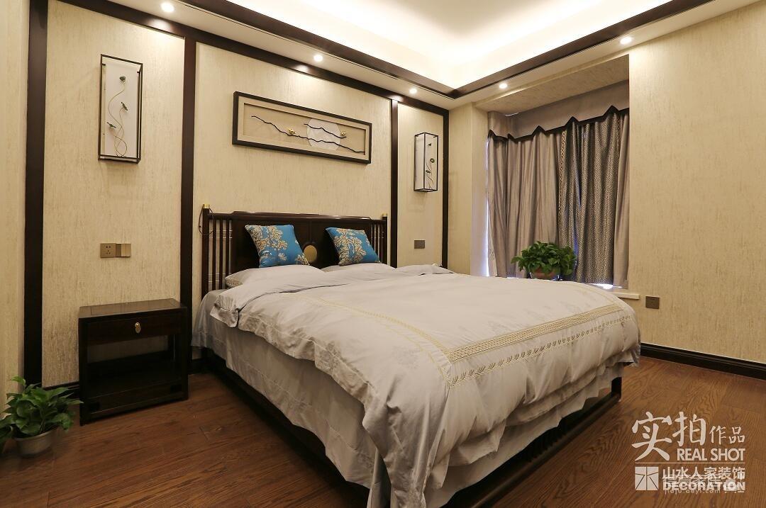 菩提苑200平四室两厅新中式