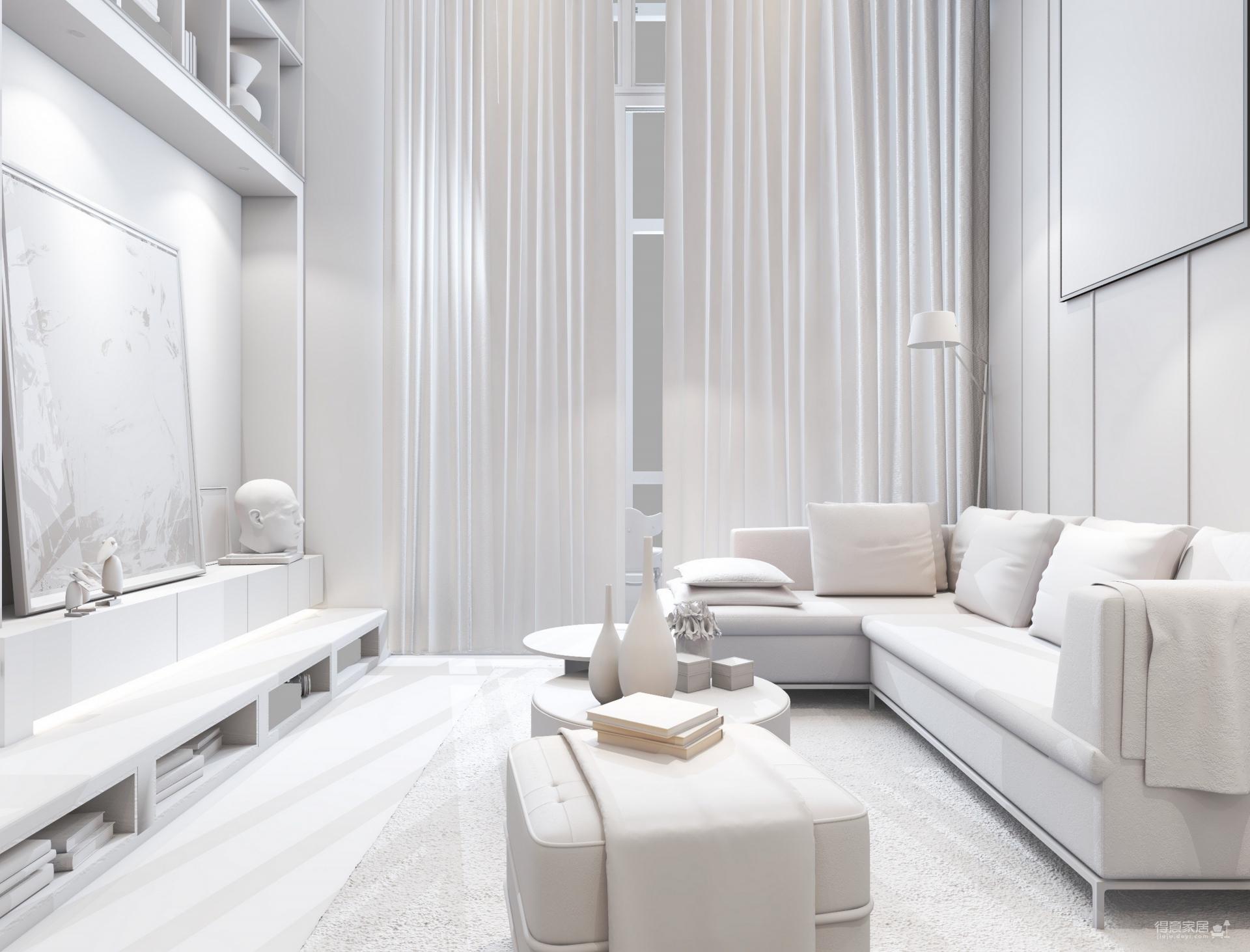 国外loft住宅设计案例鉴赏图_1