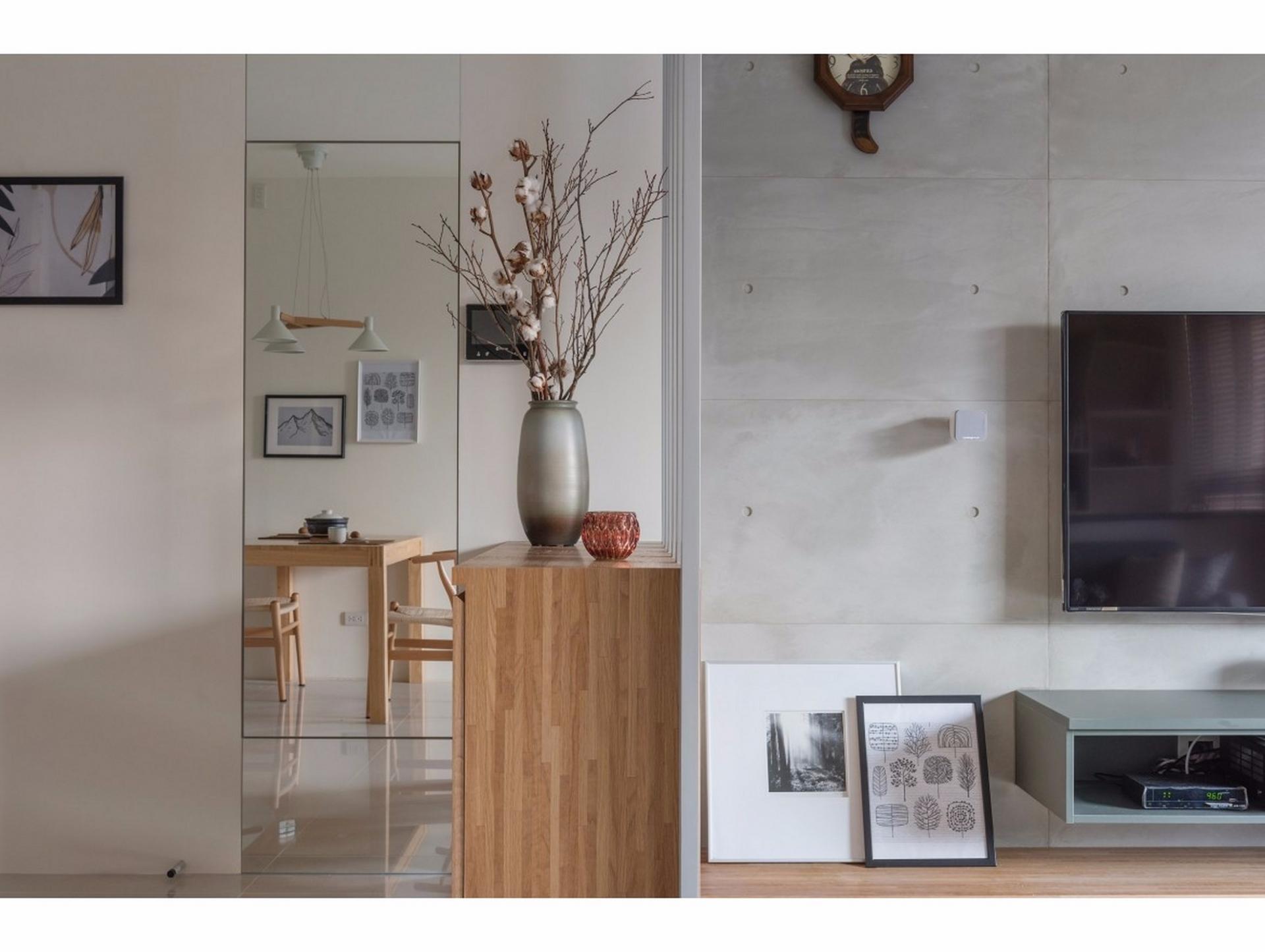 56平米单身小公寓图_5