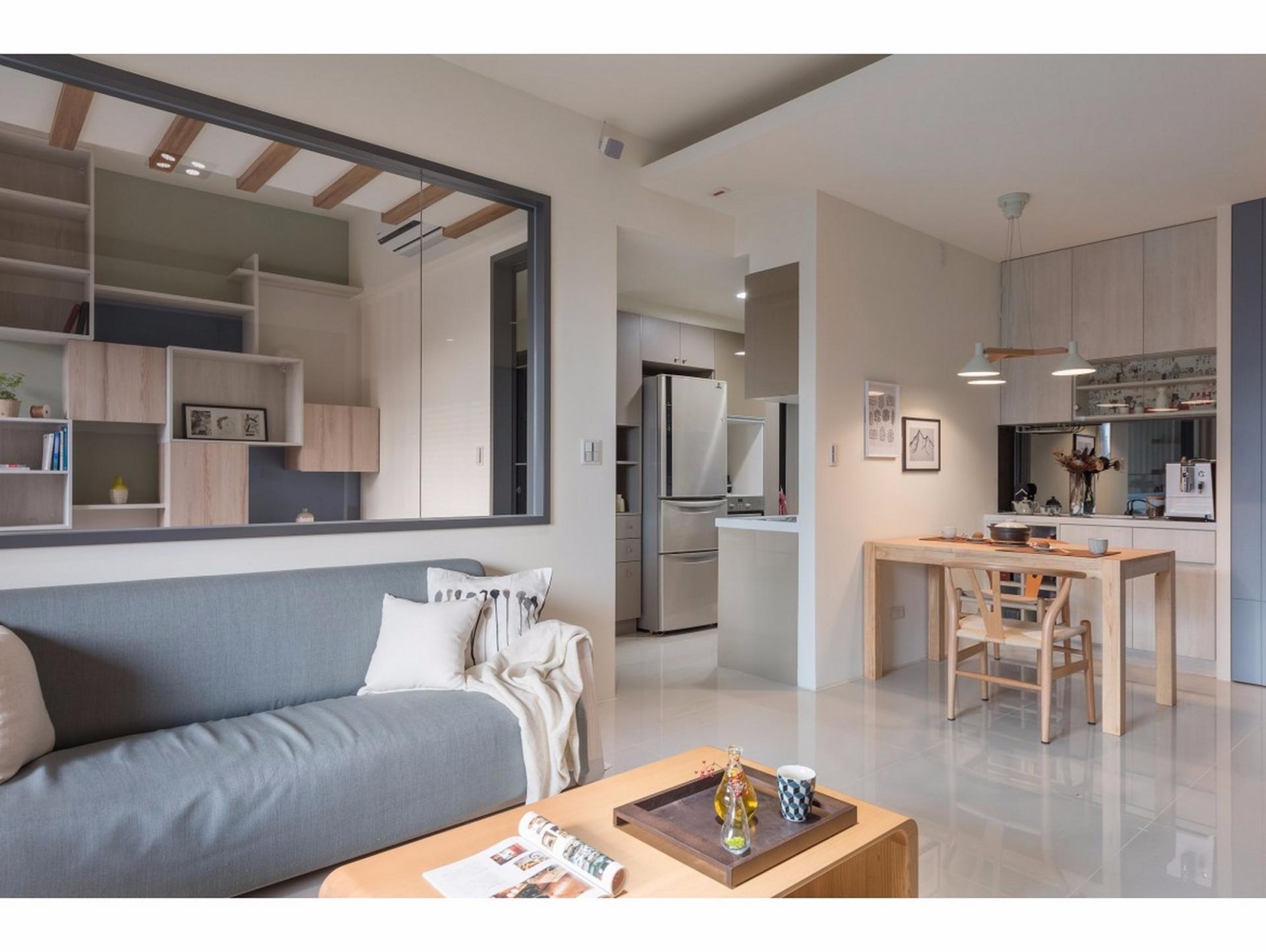 56平米单身小公寓图_2