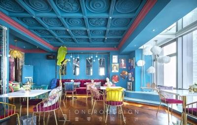 Onero Design|网红店中的爱马仕NOMO Cafe,高颜值少女心打卡圣地!