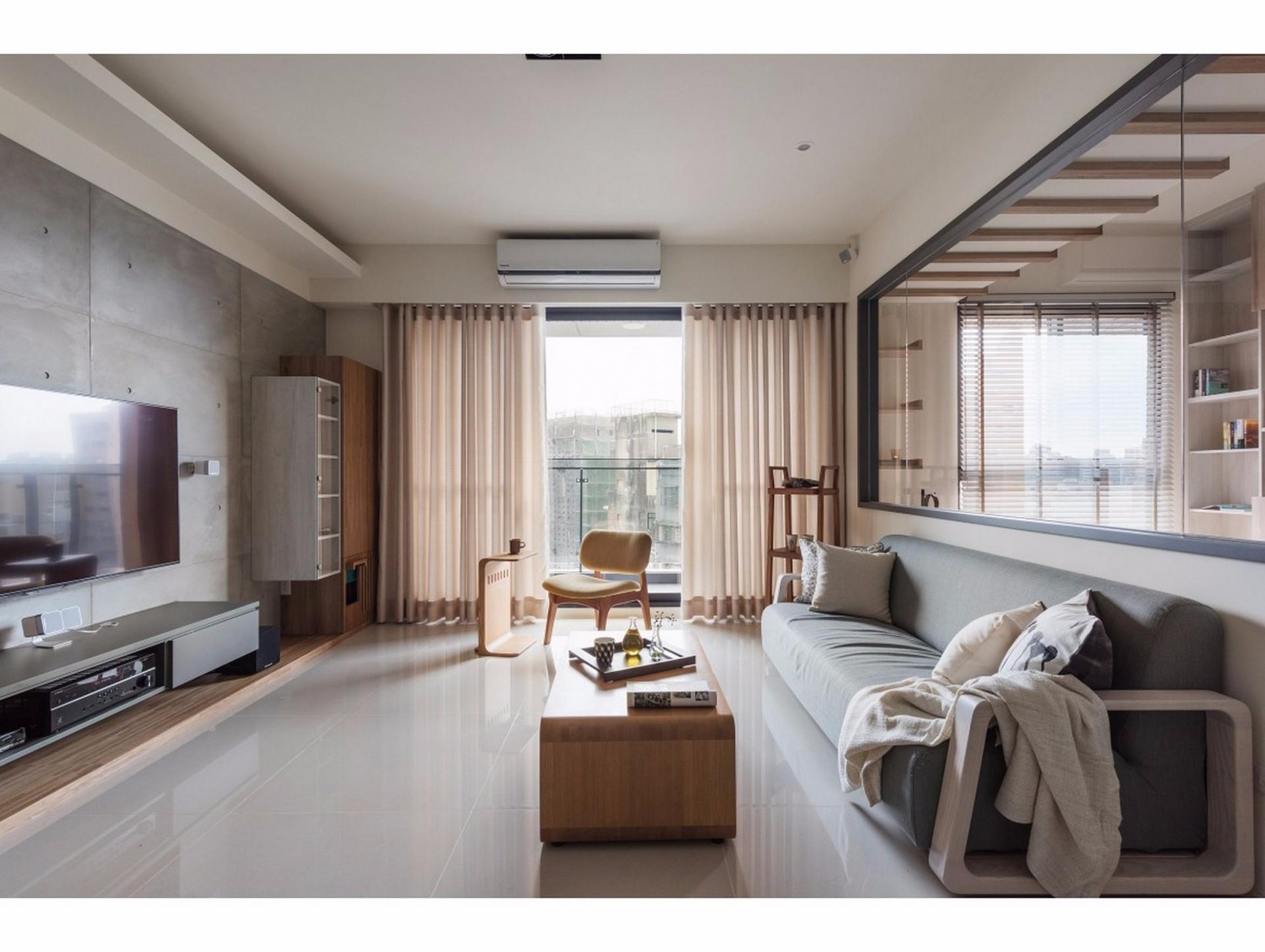 56平米单身小公寓图_1