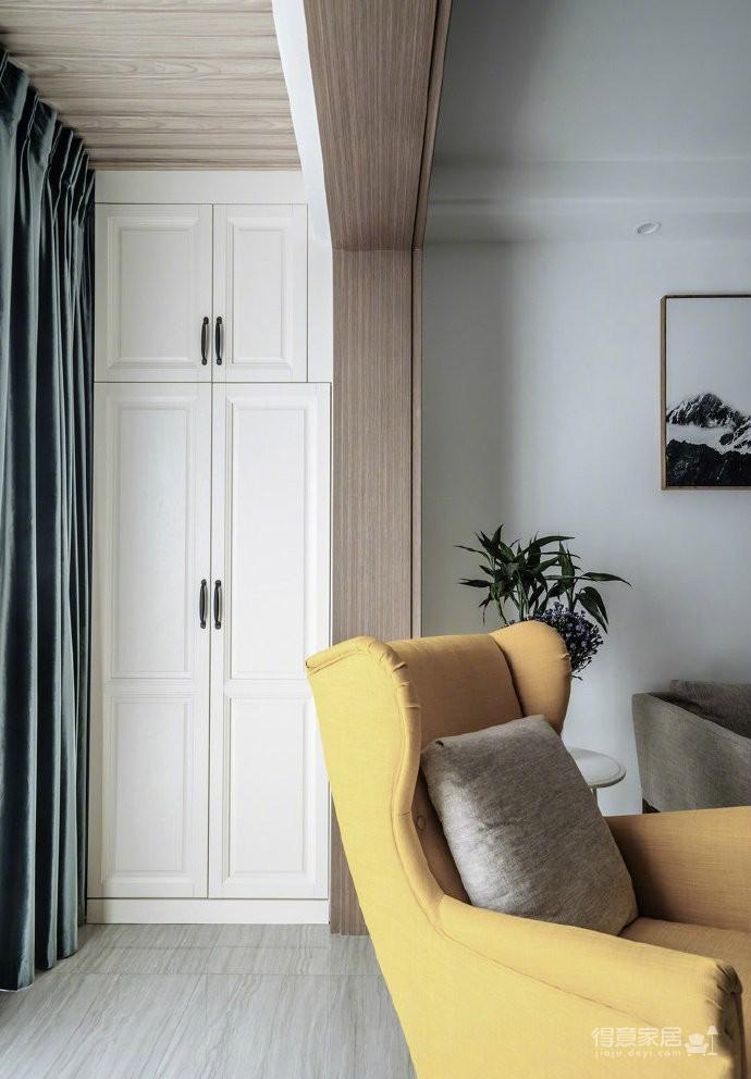 90平现代北欧风三居室
