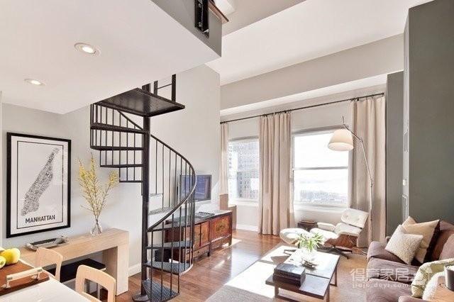 LOFT | 适合情侣的公寓