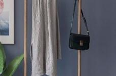 清新细腻北欧风格三居室装修,蓝色调的简约自然之美! 图_9