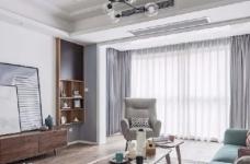 清新细腻北欧风格三居室装修,蓝色调的简约自然之美! 图_5