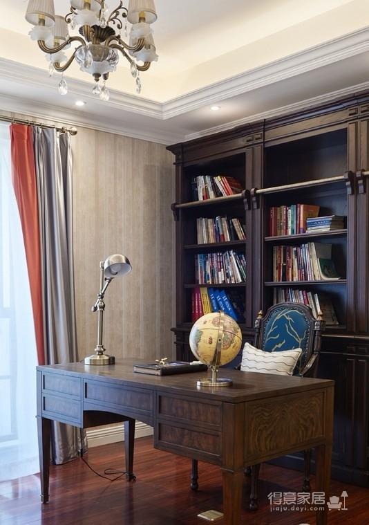 三居室新古典风格