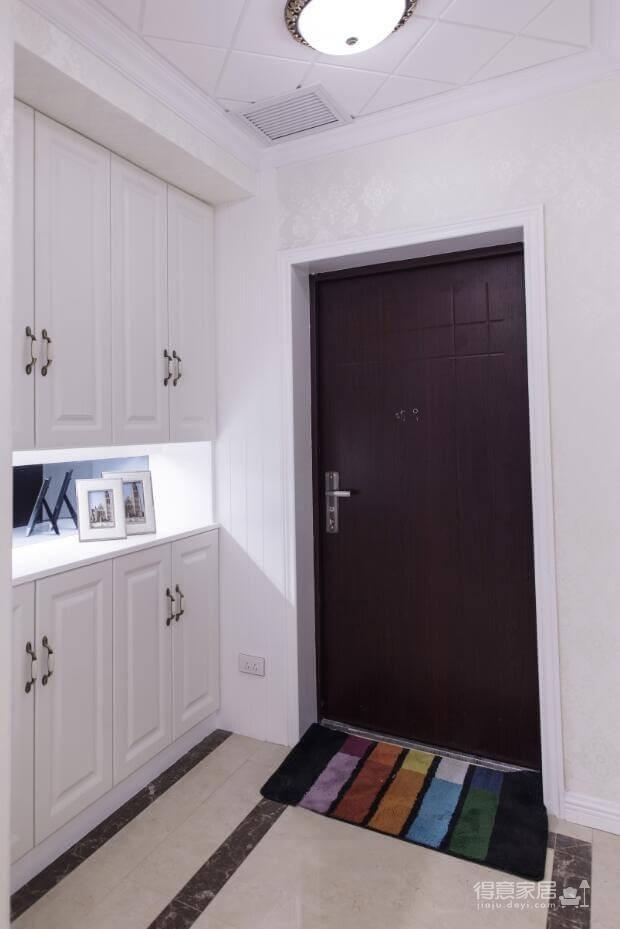 【新古典】120三室两厅现代新古典