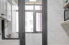 凯德悦湖88平二室二厅现代风格装饰效果图图_8